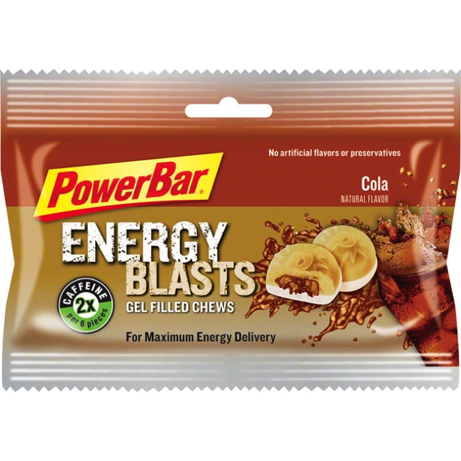 PowerBar Gel Blasts - Cola (Box of 12)
