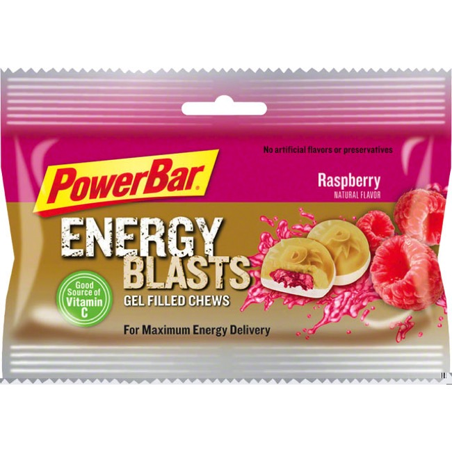 PowerBar Gel Blasts - Raspberry (Single Serving)