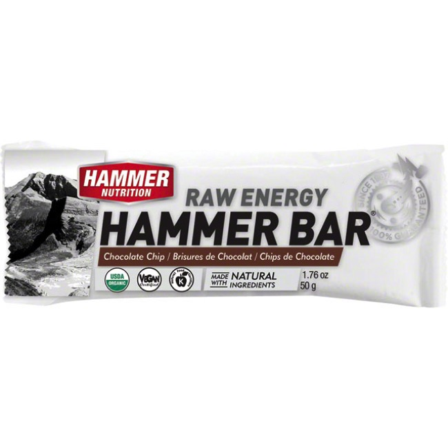 Hammer Bar - Chocolate Chip (Single Serving)