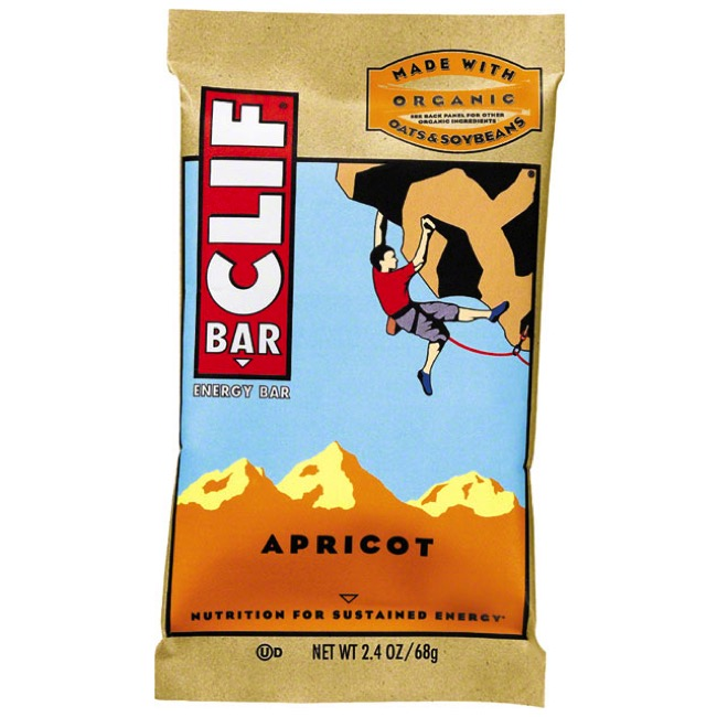 Clif Bar Original Bars - Apricot (Single Serving)