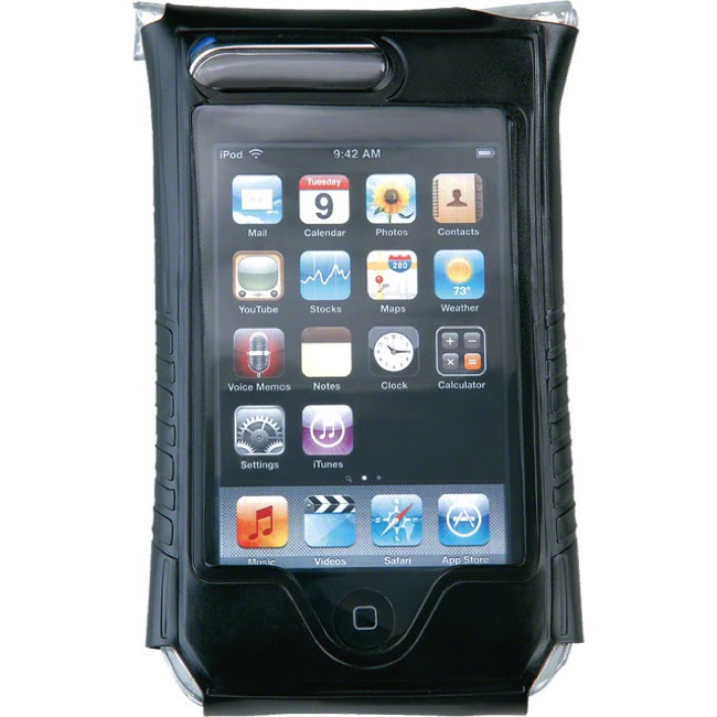 Topeak Smartphone DryBag - Fits iPhone 4/4S (Black)