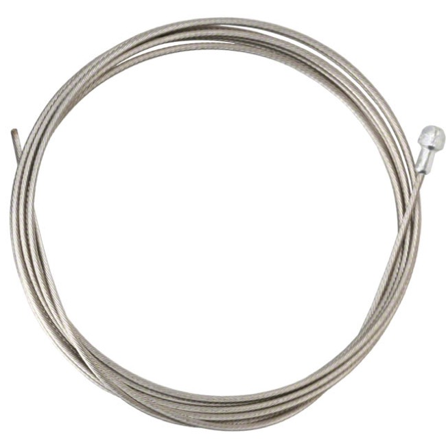 Shimano Stainless Road Brake Cable - Stainless (Dura Ace Replacements) (1.6mm x 2050mm)