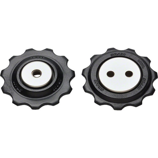 Sram Mountain Derailleur Pulley Sets - '04-09 X.7, '06-10 X.5, and SX5 (Pair)