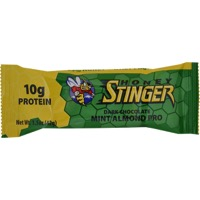 Honey Stinger 10g Protein Bar - Dark Chocolate Mint (Box of 15)