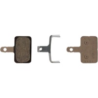 Shimano Disc Pads - B01S Resin/Steel Back, 2nd Version (C501/M525/495/475/465/416/415)