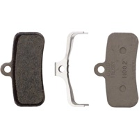Shimano Disc Pads - D01S Resin/Steel Back (Saint-M810/820 & Zee BR-M640)