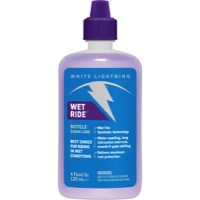 White Lightning Wet Ride Lube - 4oz