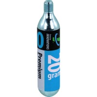Genuine Innovations CO2 Refill Cartridges - 20g 2-Pack (Threaded)