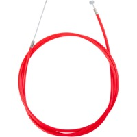 Odyssey Linear Slic-Kable Cable/Housing Set - Red