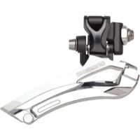 Shimano FD-CX70 Double Front Derailleurs - 10 Speed - Braze-on (Top Pull)