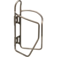 Salsa Stainless Water Bottle Cage - Stainless Cage