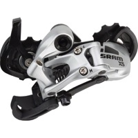 Sram X5 Rear Derailleur - 8/9 Speed - Medium Cage (Silver/Black)