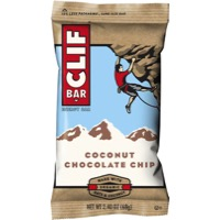 Clif Bar Original Bars - Coconut Chocolate Chip (Box of 12)