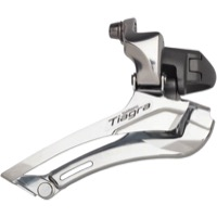 Shimano FD-4600 Tiagra Double Front Derailleur - 10 Speed - 34.9mm Clamp