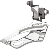 Shimano FD-4603 Tiagra Triple Front Derailleur - 10 Speed - Braze On