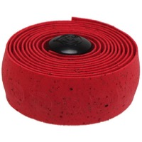 Cinelli Cork Bar Tape - Red
