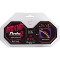 "Stop Flats 2 Tire Liners - 26""/27""/700 Wide Road (Red)"