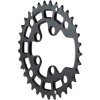 Surly MWOD Aluminum Chainring - 33t (Black)