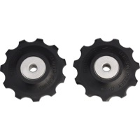 Shimano Upper and Lower Pulleys and Bolts - XT M773/780 Pulley Set (Pair)