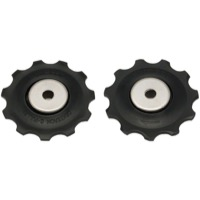 Shimano Upper and Lower Pulleys and Bolts - 105 5700 Pulley Set (Pair)