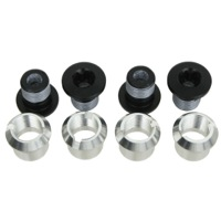 Shimano Chainring Bolts - XT M780 Outer Bolt (Set of 8)