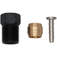 Shimano Disc Brake Hose Parts - BH-90 Brake Hose Connection Bolt Unit (M985, M980, M785, M666)