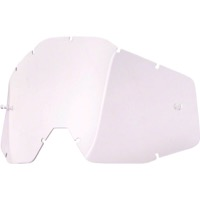 100% Goggles Replacement Lenses - Single Lens (Clear)