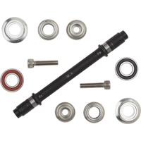 Surly Ultra New Axle Kit - Rear 130mm (Silver)