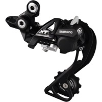 Shimano RD-M786 XT Rear Derailleur - 10 Speed - Medium Cage GS (Black)