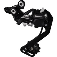 Shimano RD-M786 XT Rear Derailleur - 10 Speed - Long Cage SGS (Black)