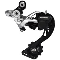 Shimano RD-M786 XT Rear Derailleur - 10 Speed - Medium Cage GS (Silver)