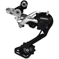 Shimano RD-M786 XT Rear Derailleur - 10 Speed - Long Cage SGS (Silver)