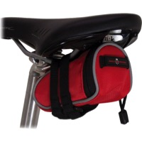 Banjo Brothers Deluxe Mini Seat Bag - Red