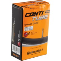 Continental Standard Presta Tubes - 700c - 700 x 32-47c 42mm PV (Cross)