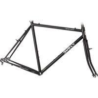 Surly Cross Check Frameset - Black Crown - 52cm (Black Crown)