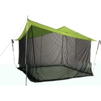 NEMO 9 x 9 Bugout Shelter - 4-Person (Green)