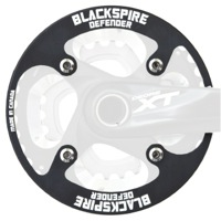 Blackspire Defender Bash Guards - 4 x 104mm x 36t Shimano (Black)
