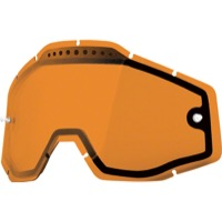 100% Goggles Replacement Lenses - Dual Lens (Persimmon)