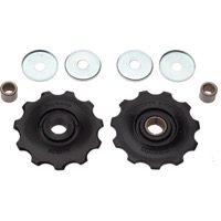 Shimano Upper and Lower Pulleys and Bolts - Alivio M430 Pulley Set (pair)
