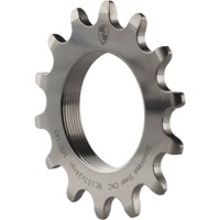 All-City Track Cogs - 14t (Silver) Stainless Steel