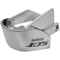Shimano Name Plates for Shifter - For STI shifter - 105 ST-5700 Left Name Plate & Fixing Screw