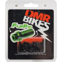 DMR Traction Pin Sets - Fits Vault, Flip Pin Set (Black)