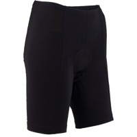 Whisky Parts Co. Womens #3 Shorts - Black - Small (Black)