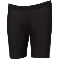 Whisky Parts Co. Womens #3 Liner Shorts - Black - X Large (Black)