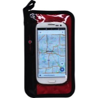 Banjo Brothers Phone Wallet - Black/Red