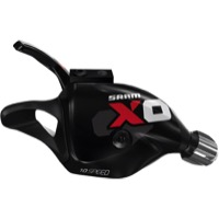 Sram X0 Trigger Shifters - 10 Speed - 2 x 10 Pair (Red)