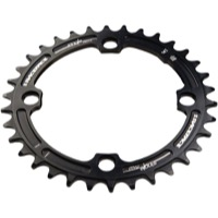 Race Face Narrow Wide Chainrings - 9/10/11/12 Speed - 104mm x 36t (Black)