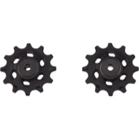 Sram Mountain Derailleur Pulley Sets - XX1/X01 X-Sync, 11-Speed, Ceramic Bearings (Pair)