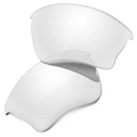 Oakley Half Jacket XLJ Replacement Lenses - Clear (Pair)