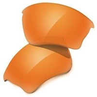 Oakley Half Jacket XLJ Replacement Lenses - Persimmon (Pair)